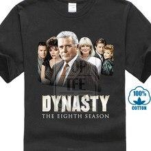 Dynasty v2 filme poster t camisa preto todos os tamanhos s a 4xl camisetas masculinas manga curta o-pescoço algodão