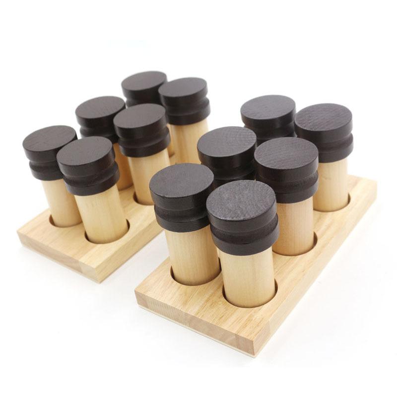 Manufacturers Direct Selling Montessori Children Professional Edition Smell Sense Tube Kindergarten Early Childhood Montessori S