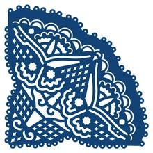 Buy Lace Frame Dies Scrapbooking Metal Cutting Dies New 2019 Petal Craft Dies Die Cuts Card Making Stencil Embossing Decor directly from merchant!