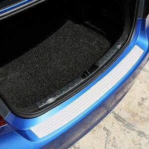 Image 4 - Posteriore Protezione Paraurti Protezione calda 2019 Accessori auto Auto styling hot New per DACIA SANDERO STEPWAY Dokker Logan Spolverino lodgy