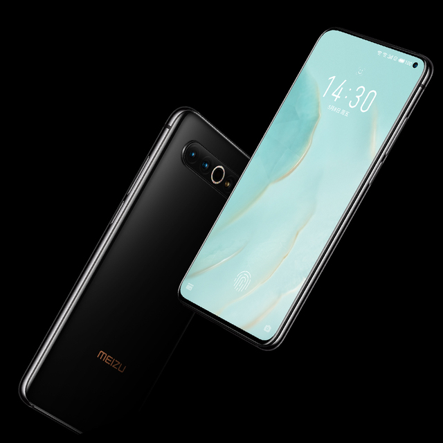 Meizu 17 Pro 5G Phone 8G+128G/12G+256G  Android Smartphone Snapdragon 865 Octa Core Support NFC Wireless Charge China Version 5
