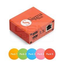 100% מקורי Sigma תיבה עם כבל סט (9pcs.) + Sigma חבילה 1, 2, 3, 4, 5 הפעלה