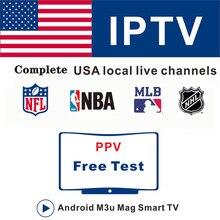 Europe IPTV US M3U abonnement IPTV Italia Spain Protugal Movistar DAZN HBO For Smart TV BOX