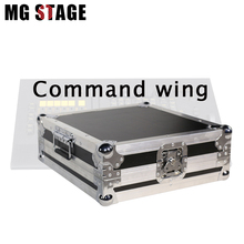 MA onPC command wing controller DMX512 Command / Fader Wing stage light controller with flight case dmx output dj lighting free shipping 2port node onpc with 2 dmx outputs can be combined with onpc command wing and faber wing easy remote configuration