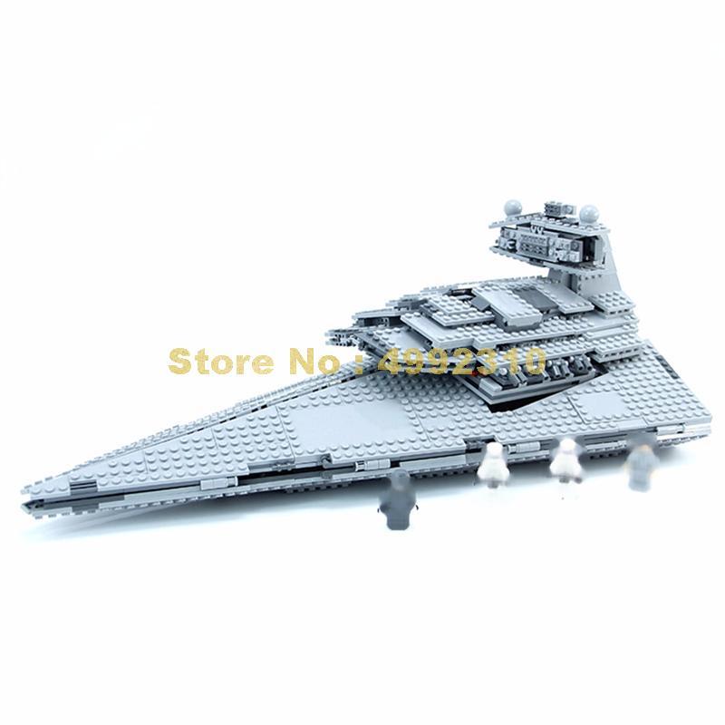 3250 個スターウォーズ帝国スター駆逐艦ビルディングブロック 10030 レンガのおもちゃ  グループ上の おもちゃ & ホビー からの ブロック の中 1