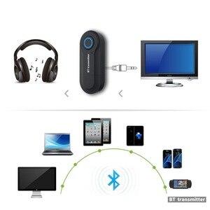 Image 4 - บลูทูธเครื่องส่งสัญญาณReceiver 5.0 อะแดปเตอร์เสียง 3.5 มม.เครื่องส่งสัญญาณเข้ากันได้กับทีวีคอมพิวเตอร์หูฟังเสียง