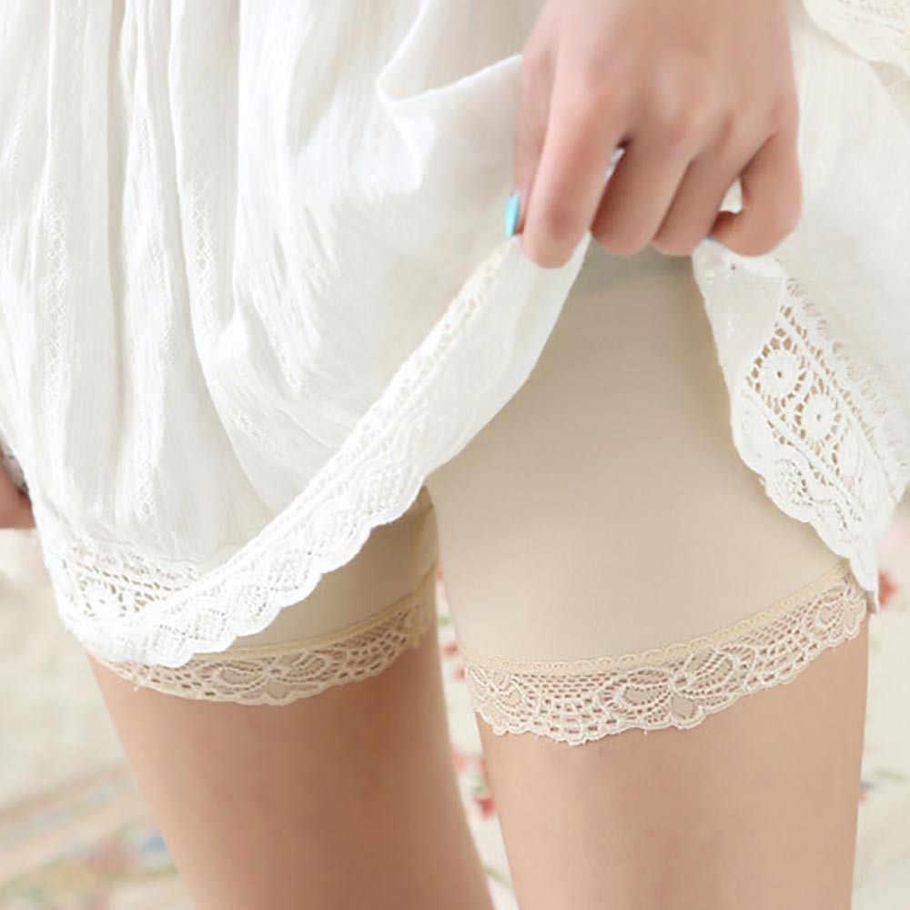 Kobiety WLSD szorty ochronne spodnie bez szwu wysokiej talii majtki bezszwowe anty opróżnione szorty spodnie bielizna dla dziewcząt