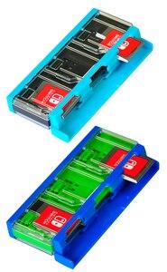 Image 4 - 6 в 1, жесткий чехол для Nintendo Switch Lite Mini Games