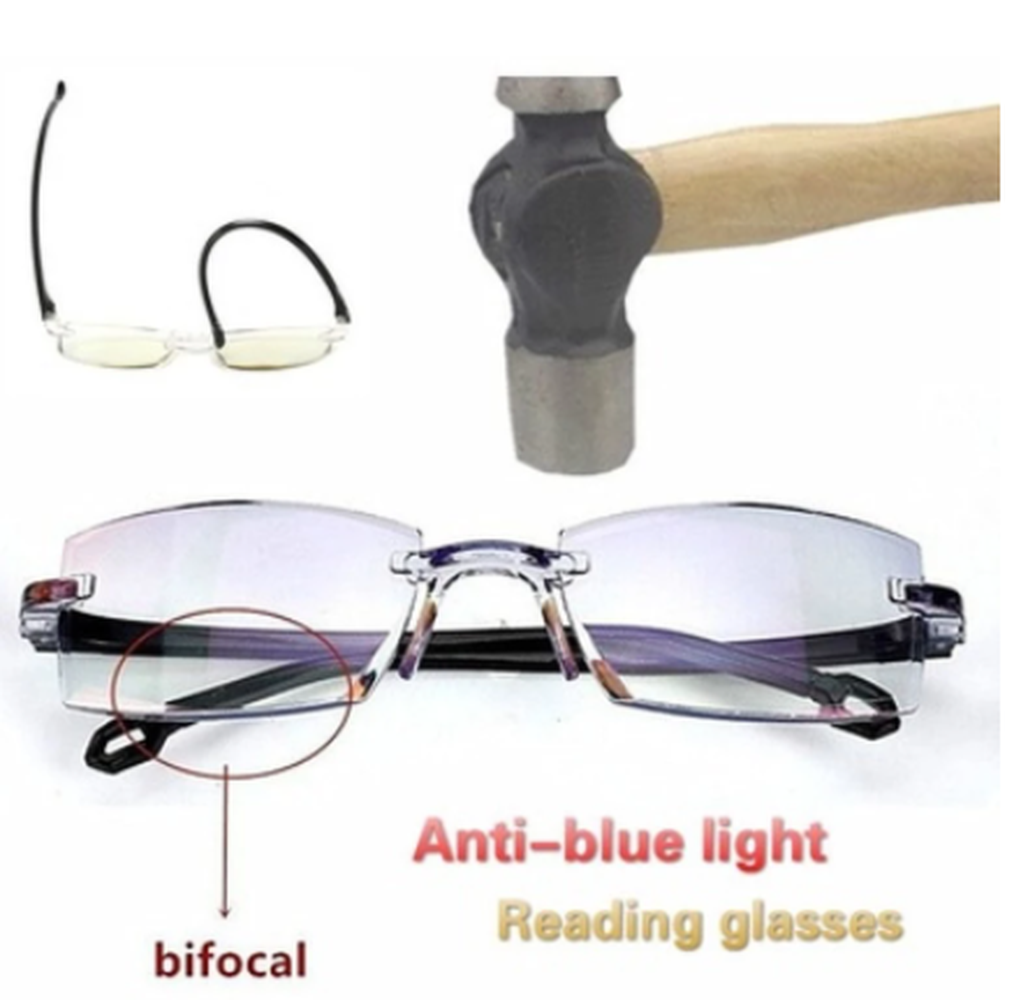 Retro Eyewear Reading Glasses Women Progressive +220.220 +220.220 +20.220 +20.220  Presbyopic Glasses De Grau Feminino Hyperopia Red