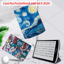 Чехол для планшета pocketbook inkpad x 2020 103 дюйма умный