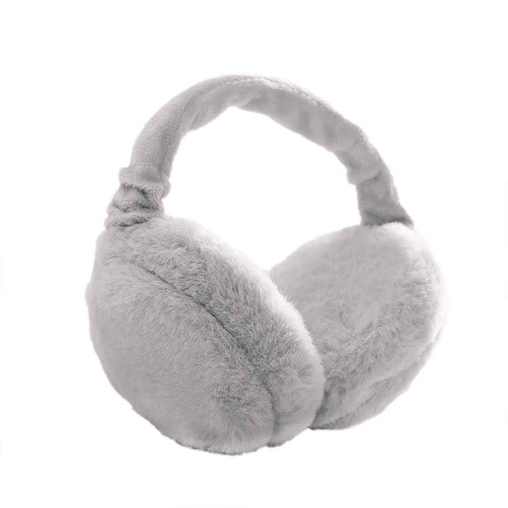 SAGACE Fleece Ear Warmers Unisex Winter Ear Muff Men Winter Earmuffs Women Warm Ear Muffs For Women