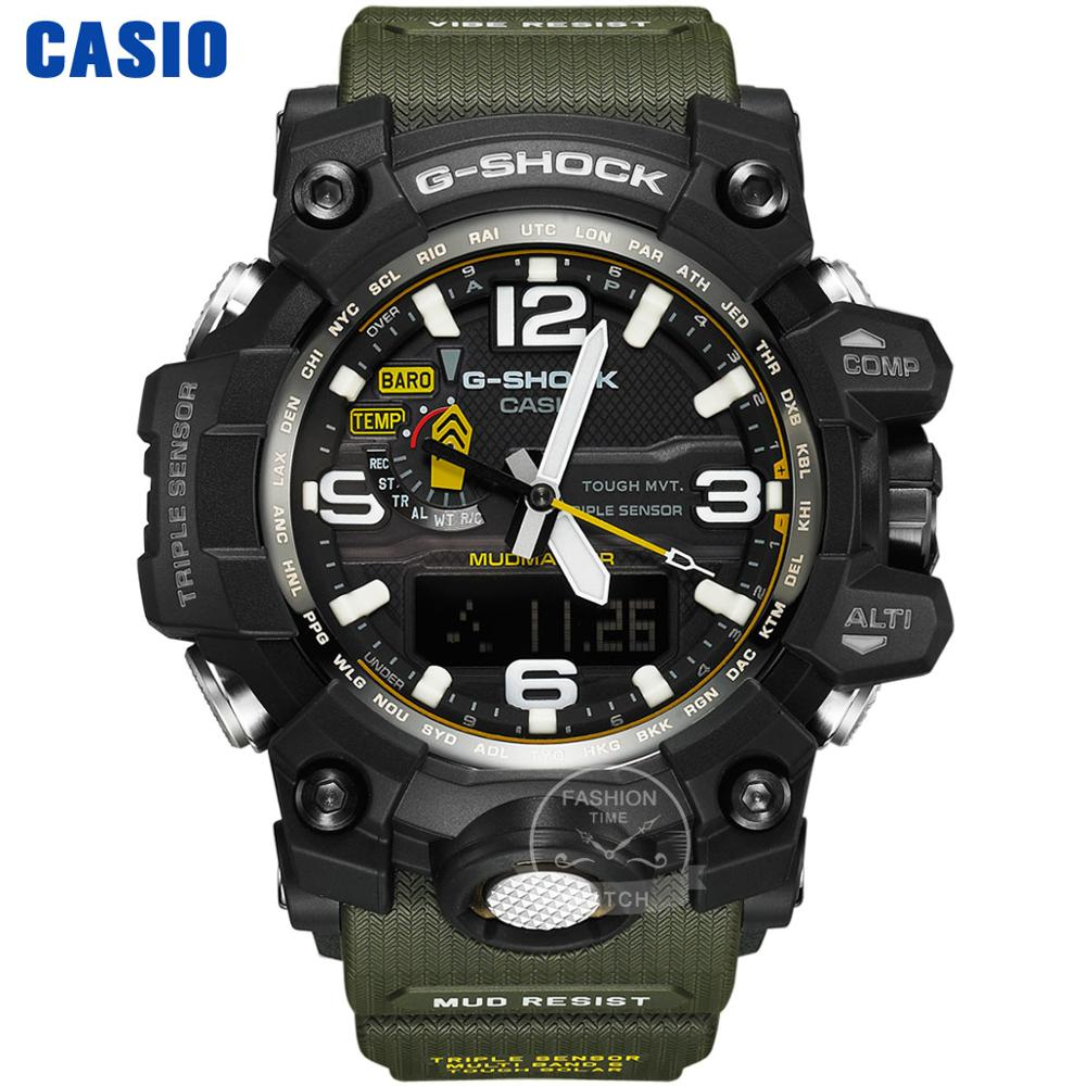 Casio watch G-SHOCK watch men top luxury set military LED relogio digital watch Waterproof Solar sport quartz men Wrist watch image