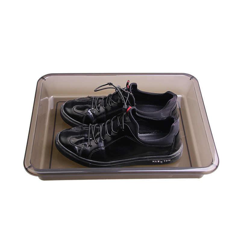 Shunwei araba havasız ortam kabini yemek tepsisi ayakkabı kutusu eldiven bölmesi Pp yeni malzeme kalite güvencesi SD-1603