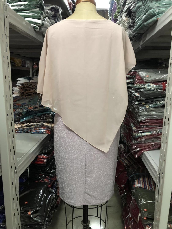 Купить с кэшбэком 2019 Mother Of The Bride Dresses Suit Sequined Wedding Party Gown Sleeveless vestidos de fiesta de noche