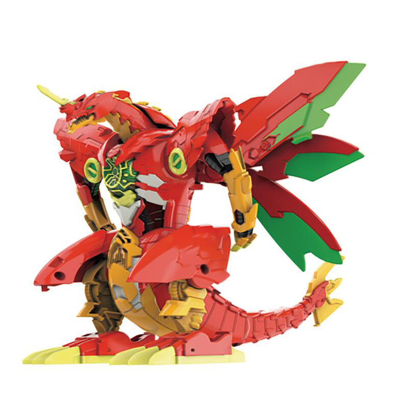 Hot Battle Planet Deformation Animal Action Toy Figures Instant Deformation Toy Monster Dragon Dinosaur Toys Transformers Toys