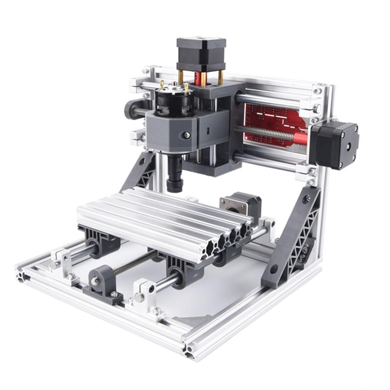 CNC 1610 avec ER11, machine de gravure cnc bricolage, mini fraiseuse - Machines à bois - Photo 4