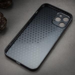 Image 4 - Carveit עבור iPhone 12 מיני פרו מקס אמיתי עץ מקרה רטרו מגולף אביזרי כיסוי מקורי עץ מעטפת דק רך egde טלפון גוף