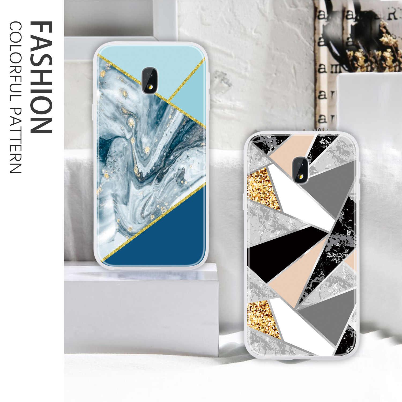 Miękki ochraniacz z tpu do etui Samsung J5 2017 eurazjatyckie etui na telefony komórkowe sFor przenośny Samsung Galaxy carcaso J530 J5 Pro capa