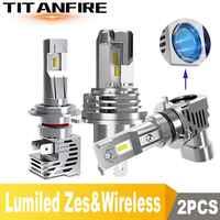TF30 NEW Arrivals 110W/Pair 15000LM LED HB4 HB3 H8 H11 H7 H4 LED Car/Motorcycle Headlight Bulbs Hi/Lo 6000K 12V 24V LED H4
