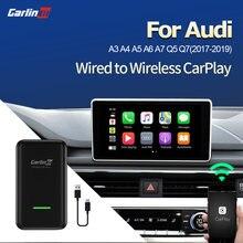 Carlinkit 20 carplay беспроводной для audi a1 a3 a4 a5 a6 a7