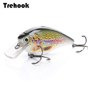 Image 1 - 7cm 15g Top Quality Swimbait Crankbait Fishing Lure Hard Bait with 3D Eyes Japan Floating Popper Fishing Wobblers Croatian Egg