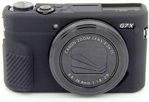 Image 2 - Аксессуары силиконовый чехол + фильтр UV ND CPL + кольцо адаптера + Защитное стекло для ЖК экрана только для камеры Canon G7X Mark III G7XIII G7X3