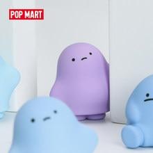POP MART die healing stadt heilung pillen Serie Sammlung Puppe Sammeln Nette Action Kawaii tier spielzeug zahlen kostenloser versand