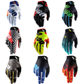 Outdoor sports long-fingered bicycle gloves motorcycle cross-country gloves men and women cycling road bike gloves Full Finger