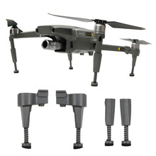 4PCS Heightened Landing Gears For DJI Mavic 2 Pro/Zoom Stabilizers Extensions Spring Shock Absorber Tripod Kit Drone Accessories