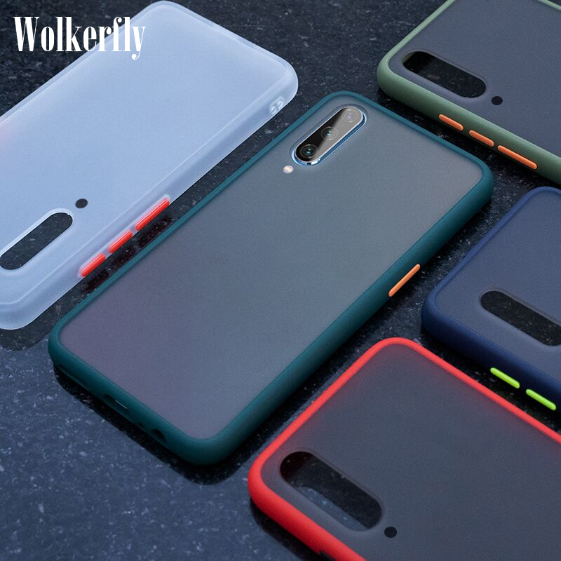 Shockproof Armor cases For Xiaomi mi 10 9 8 Lite A