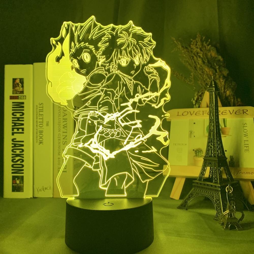 Best Price #e32a Hunter X Hunter Gon And Killua Figure 3d
