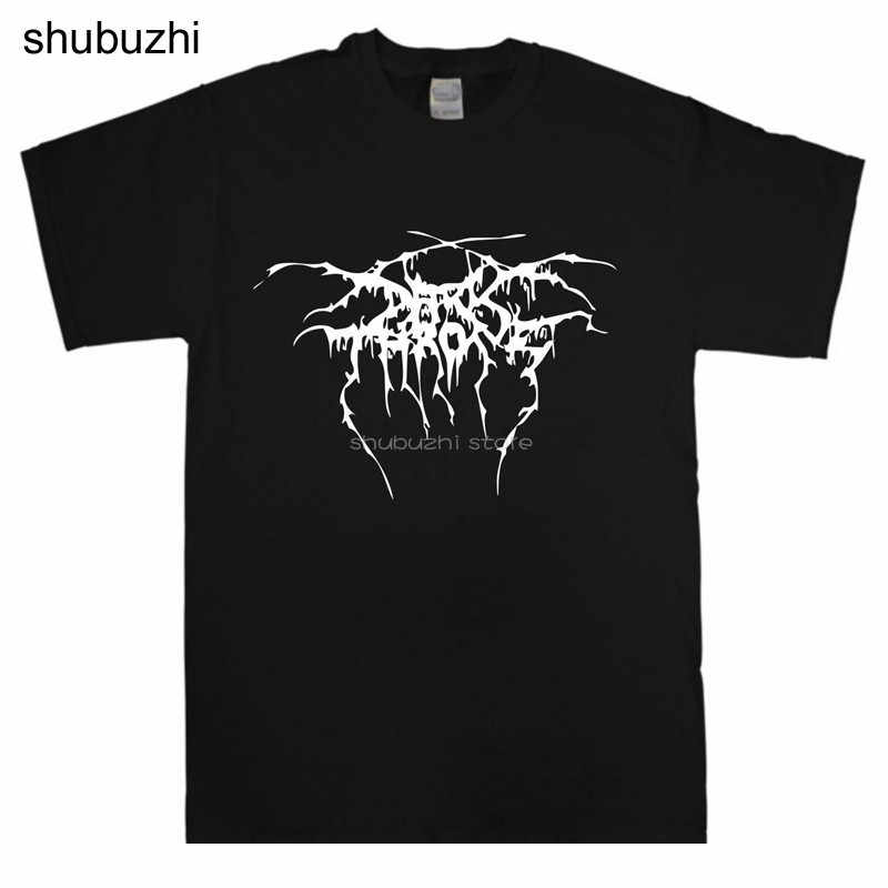T Regalo Maglietta Più Il Formato Ed I Colori Darkthrone T-Shirt New Black T Shirt Logo Black Metal Mayhem Dimmu Borgir Taake sbz6318