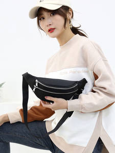AIREEBAY Bum-Bag Fanny-Pack Chest-Bags Crossbody Travel Waterproof Fashion Women Ladies