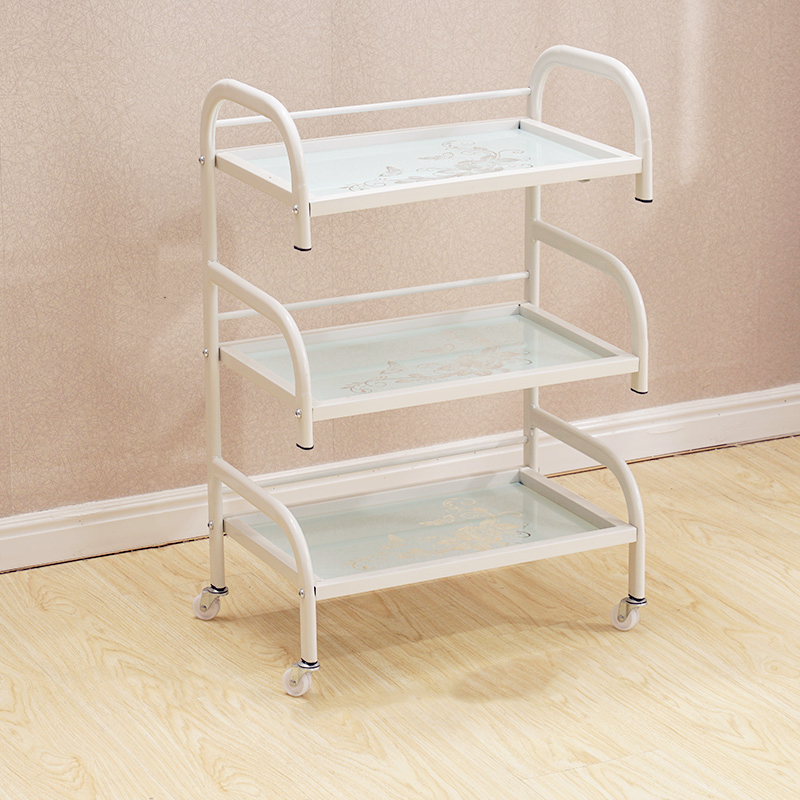Cart Hairdressing Tool Cart With Drawer On The Third Floor Beauty Salon Beauty Salon Cart