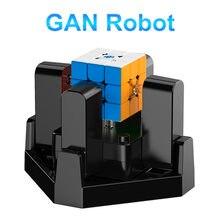 Оригинальный gan356 robot я волшебных магнитных Скорость куб