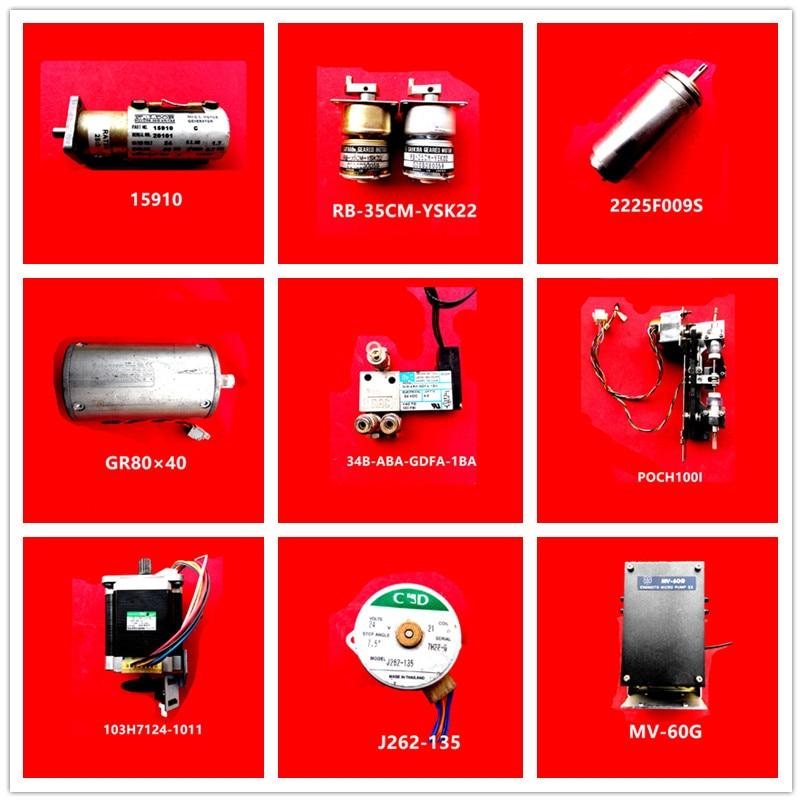 15910  RB-35CM-YSK22  2225F009S  GR80x40  34B-ABA-GDFA-1BA  POCH100I  103H7124-1011  J262-135  MV-60G USED
