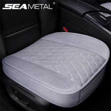 Auto Seat Cover Four Seasons Protector Mat 5D Auto Car Seat Cover Set Universal Chair Protection Pad Car Interior Accessories