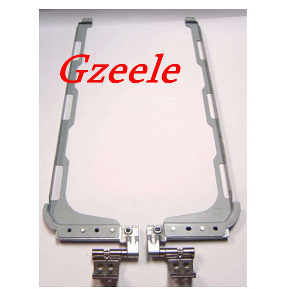 Laptop Accessories NEW Laptop Lcd Hinges For HP ZV6000 ZV5000 ZX5000 Notebook LCD L+R Set Hinges Replacement