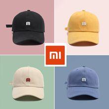Xiaomi męska i damska czapka sportowa nowa czapka sportowa para moda czapka czarna regulowana czapka sportowa