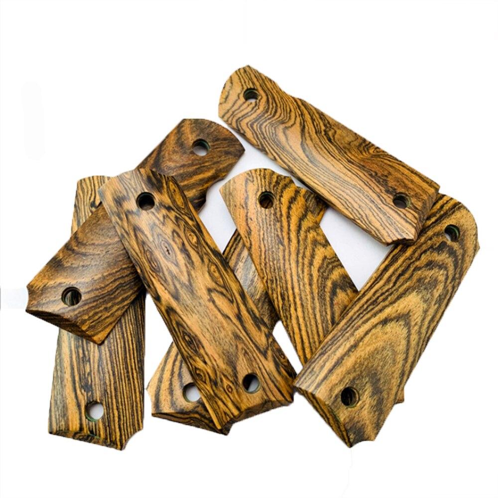 Купить тактические весы для ручек деревянные нескользящие нашивки 1911