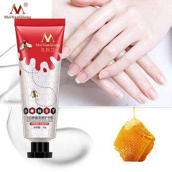 Honey Milk Soft Hand Cream Lotions Serum Repair Nourishing Hand Skin Care Anti Chapping Anti-Aging Moisturizing Whitening Cream