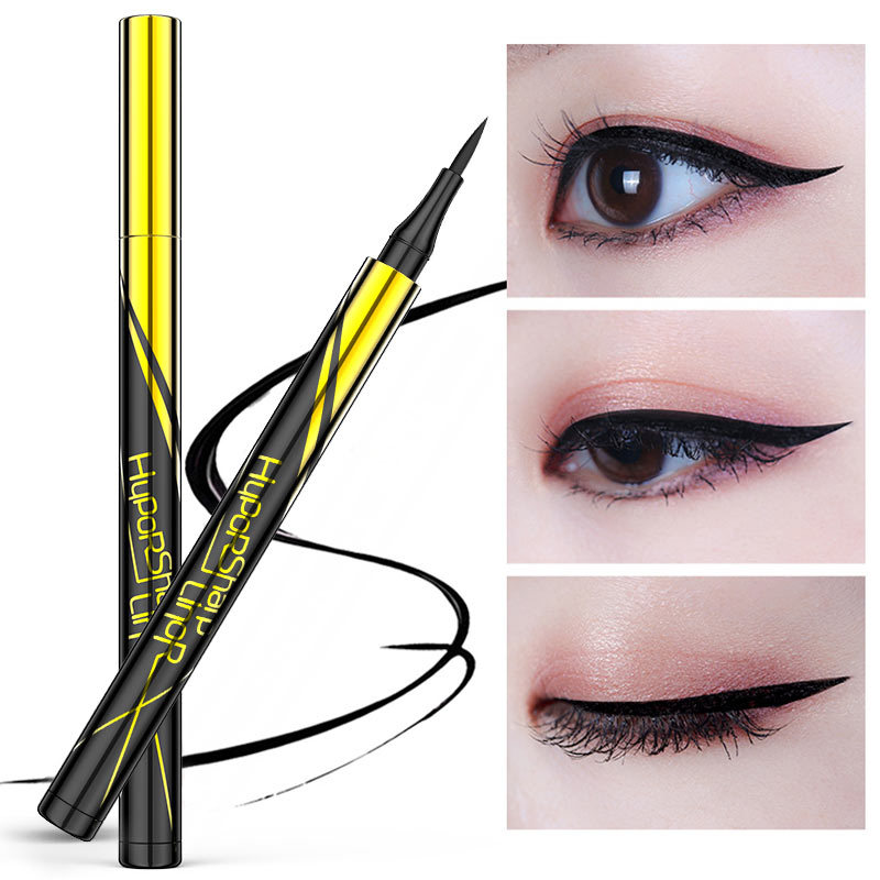 Quick-drying Eyeliner Waterproof Not-blooming Eyeliner Pen Makeup Products MH88