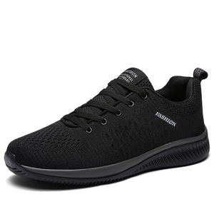 Image 2 - New Style Mesh Casual Men Shoes Fashion Lace up Men Shoes Lightweight Breathable Sneakers Male Tenis Feminino Zapatos Size 38 45