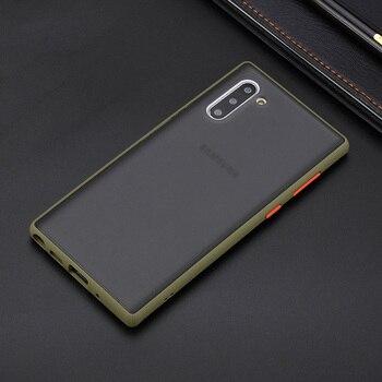 Galaxy Note 10 Shockproof Case