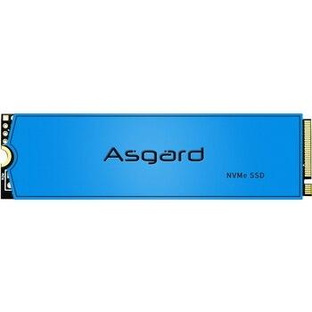 Asgard AN3 M.2 ssd M2 PCIe NVME 500gb محرك الحالة الصلبة 2280 قرص صلب داخلي للكمبيوتر المحمول مع ذاكرة التخزين المؤقت