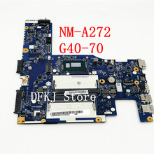 Laptop Motherboard Lenovo G40-70 NM-A272 90006458 DDR3L for ACLU1/ACLU2 UMA 90006458/Pentium/3558u/..