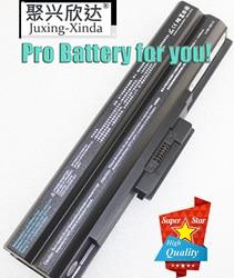 Аккумулятор для ноутбука на 6 ячеек, 5200 мАч, для SONY