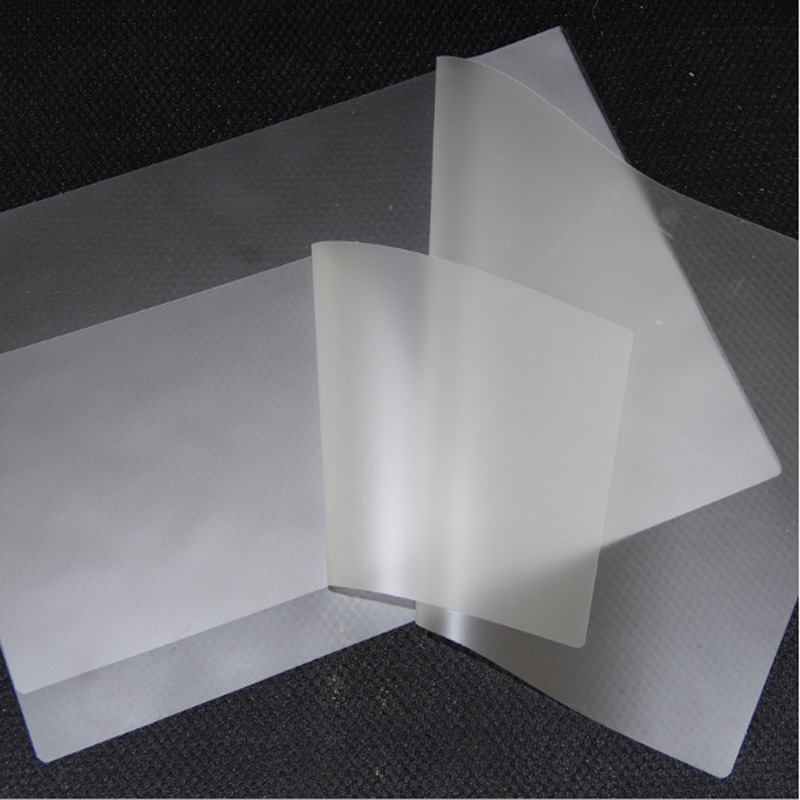 70mic Thermal Laminating Film Pouches PET Clear Sheet Photo Paper Document Picture Lamination For Laminating Machine Laminator
