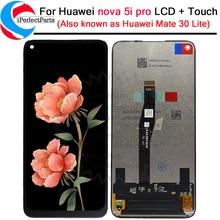6.26 for for para huawei nova 5i pro display lcd tela de toque digitador assembléia SPN AL00 SPN TL00 para nova 5i pro lcd