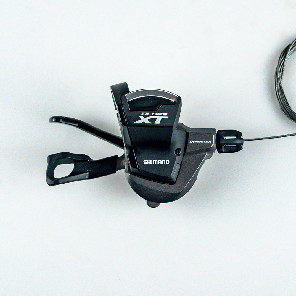 Shimano Deore XT M8000 Rapidfire Plus Shift Lever Right 11 Speed Dyna-Sys11